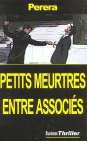 Petits Meurtres Entre Associes - Intérieur - Format classique
