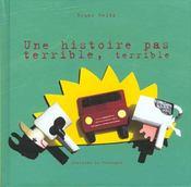 Histoire pas terrible terrible - Intérieur - Format classique