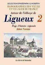 Ligueux (Autour De L'Abbaye De) Tome Ii - Couverture - Format classique