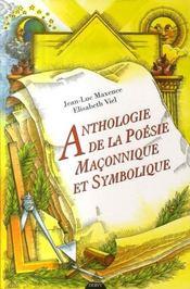 Anthologie de la poésie d'inspiration maçonnique - Intérieur - Format classique