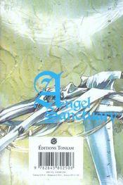 Angel sanctuary t.18 - 4ème de couverture - Format classique