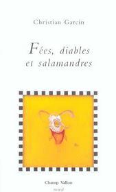 Fees Diables Salamandres - Intérieur - Format classique