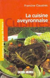 La Cuisine Aveyronnaise/Poche - Intérieur - Format classique