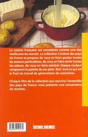 La Cuisine Aveyronnaise/Poche - 4ème de couverture - Format classique