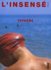 L'Insense T.4 ; Espagne - Couverture - Format classique