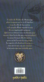 L'Arcane Des Justes - 4ème de couverture - Format classique