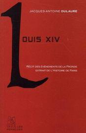 Louis XIV - Intérieur - Format classique