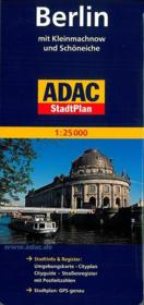 Berlin (édition 2007) - Couverture - Format classique