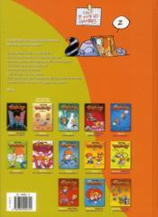 Les p'tits diables t.3 - 4ème de couverture - Format classique
