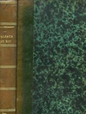 L'Alsace Qui Rit - Couverture - Format classique