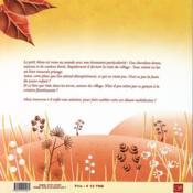 Akou et l'arc magique - 4ème de couverture - Format classique