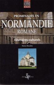 Promenades En Normandie Romane - Intérieur - Format classique