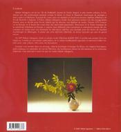 Ikebana - 4ème de couverture - Format classique