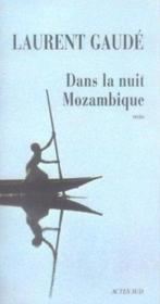 Dans la nuit mozambique - Couverture - Format classique