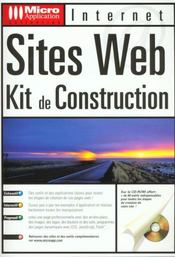 Micro Application Sites Web Kit De Construction - Intérieur - Format classique