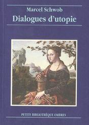 Dialogues D'Utopie - Intérieur - Format classique