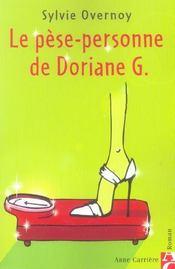 Le Pese-Personne De Doriane G. - Intérieur - Format classique