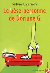 Le Pese-Personne De Doriane G. - Couverture - Format classique