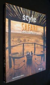 Style Safari - Couverture - Format classique