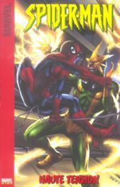 Spider-man t.2 ; haute tension - Couverture - Format classique