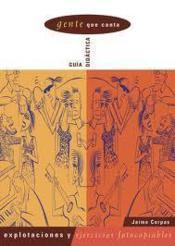 Guia Didactica Para Gente Que Canta 80 P. - Couverture - Format classique