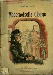 Mademoiselle Cloque. Collection Modern Bibliotheque. - Couverture - Format classique