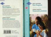Etat D'Urdence Suivi D'Emouvante Promesse (Eleven Years Match - Hunter'S Woman) - Couverture - Format classique