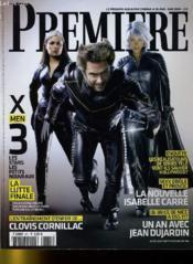 Premiere N° 351 - X Men 3, La Lutte Finale - Couverture - Format classique