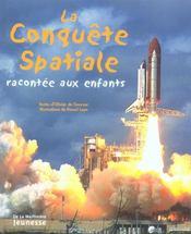 La conquête spatiale racontée aux enfants - Intérieur - Format classique
