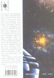 L'héritage de l'armageddon - 4ème de couverture - Format classique