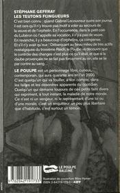 Les Teutons Flingueurs - 4ème de couverture - Format classique