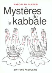 Les Mysteres De La Kabbale - Couverture - Format classique