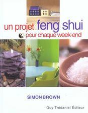 Projet Feng Shui Pour Chaque Week End - Intérieur - Format classique