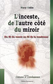 L'inceste, de l'autre côté du miroir - Intérieur - Format classique