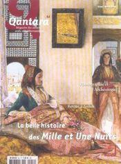 Qantara ; la belle histoire des mille et une nuits ; retour a asilah - Intérieur - Format classique