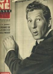 Cine Revue France - 34e Annee - N° 41 - Les Drames De La Jeunesse A Hollywood. - Couverture - Format classique