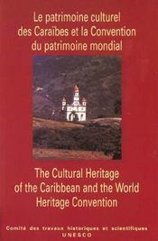 Le patrimoine culturel des caraibes et la convention du patrimoine mondial - Intérieur - Format classique