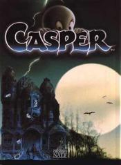 Casper le fantome - Couverture - Format classique