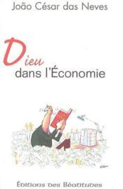 Dieu Dans L'Economie Prix Public 12.5 E - Couverture - Format classique