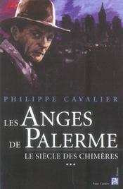 Le Siecle Des Chimeres T.3 ; Les Anges De Palerme - Intérieur - Format classique