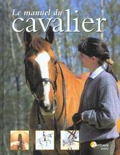Le manuel du cavalier - Intérieur - Format classique