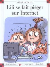 Lili se fait piéger sur internet - Intérieur - Format classique