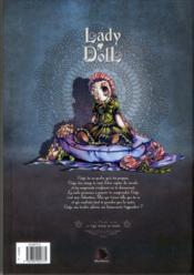 Lady Doll t.2 ; une maison de poupée - 4ème de couverture - Format classique