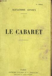 Le Cabaret. - Couverture - Format classique