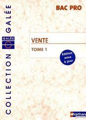 Livre vente tome 1 bac pro galee eleve 2006 annie chausson - Bac pro decorateur interieur ...