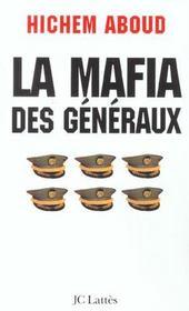 La Mafia Des Generaux - Intérieur - Format classique
