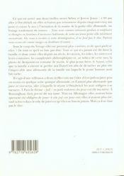 Benjamin A Montaigne - 4ème de couverture - Format classique