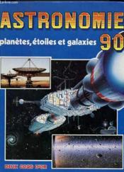 Astronomie 90 - Couverture - Format classique