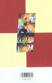 D.N.Angel t.1 - 4ème de couverture - Format classique