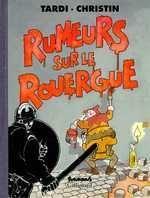 Rumeurs Sur Le Rouergue - Couverture - Format classique